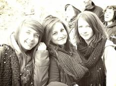 Mes meilleures amies <3.
