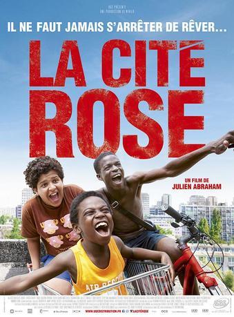 Jeu-concours : gagne ton dvd du film La Cité Rose !