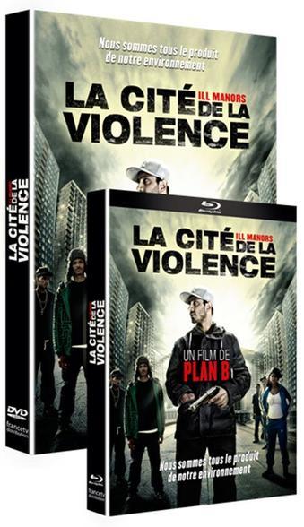 Jeu-concours : gagne ton DVD du film La Cité de la  Violence !
