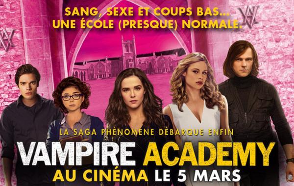 Vampire Academy - Gagne tes places de ciné