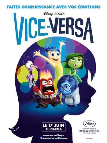 Vice-Versa: Le nouveau Pixar, des émotions d'exception sur le tapis rouge
