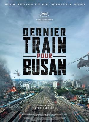Dernier Train pour Busan : Gagne tes places de cinéma !