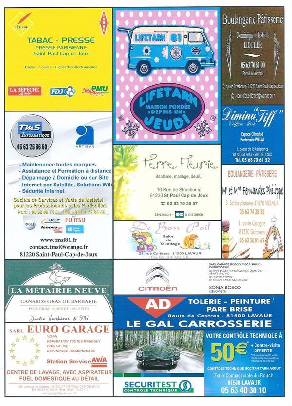 Exposition de véhicules à moteurs Bourse d ' Échange Du 12 juillet 2015 Saint Paul Cap de Joux 81220