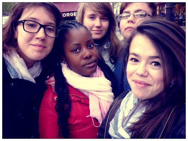 Voyage a Paris. ♥