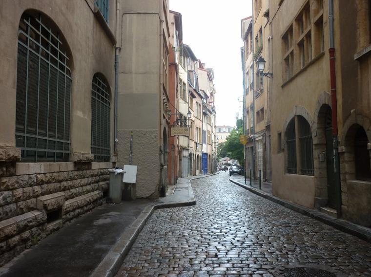 Séjour a Lyon. *-*