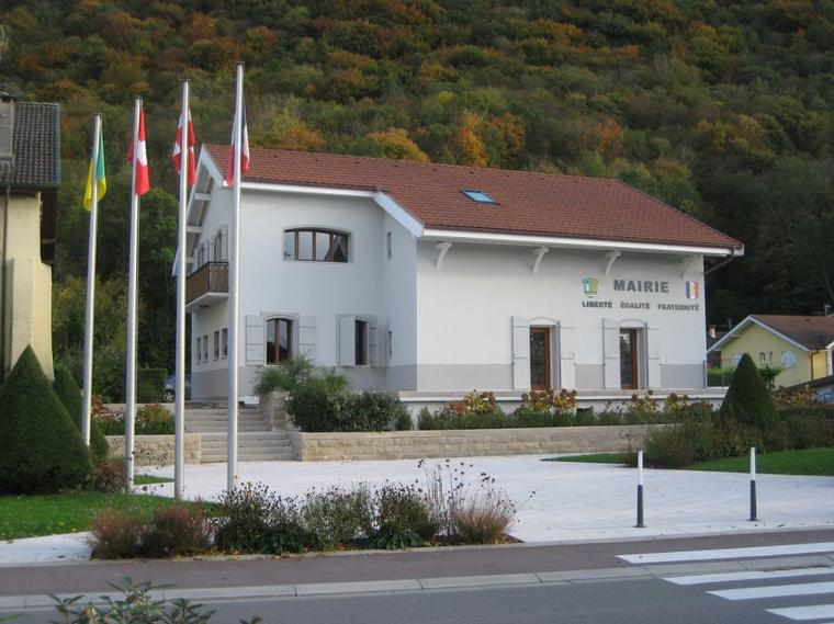 MAIRIE D'ETREMBIERES