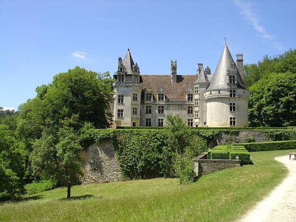 Monuments Nationaux _ _ Château de Puyguilhem