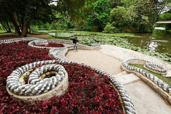Square, parcs et jardins en France _ _ Parc de Majolan