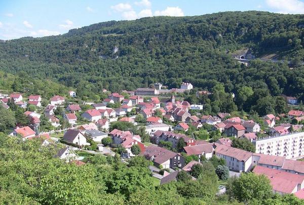 Quartiers des grandes villes de France _ _ Velotte (Besançon)