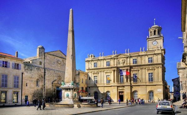 Quartiers des grandes villes de France _ _ La Cité (quartier d'Arles)