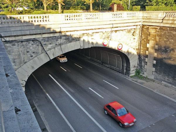 Tunnel de Saint-Cloud