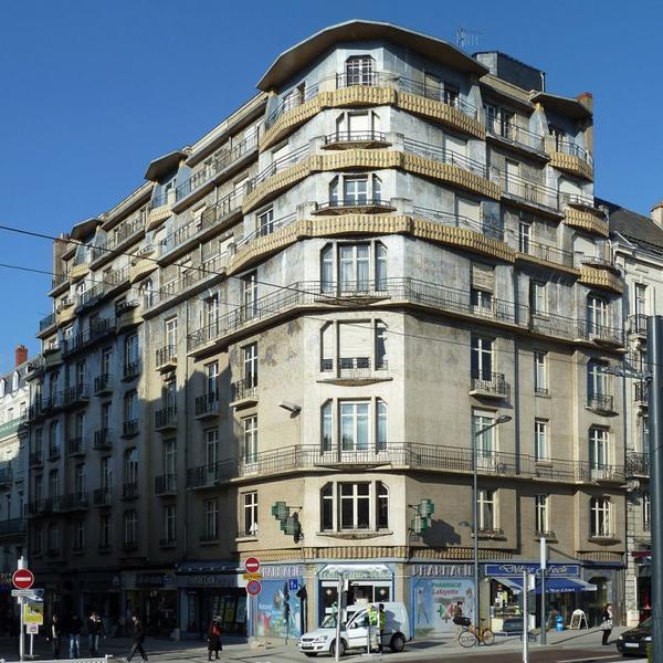 Maison bleue (Angers)