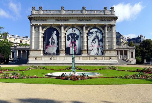 Palais Galliera, musée de la Mode de la Ville de Paris