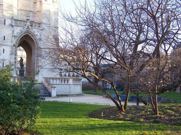 Square de la tour Saint-Jacques