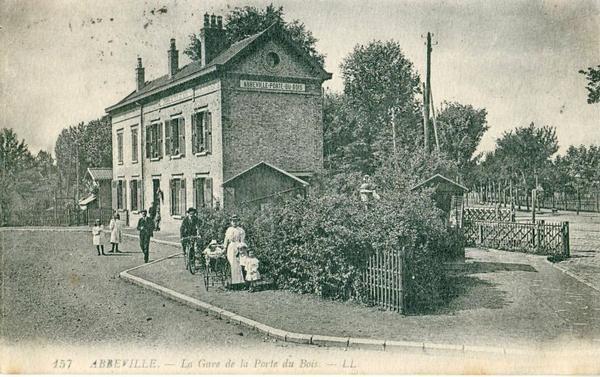 Gare d'Abbeville-Porte-du-Bois