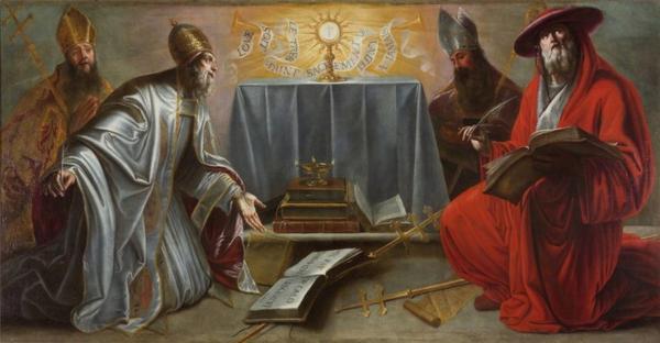 société catholique secrète _ _ Compagnie du Saint-Sacrement