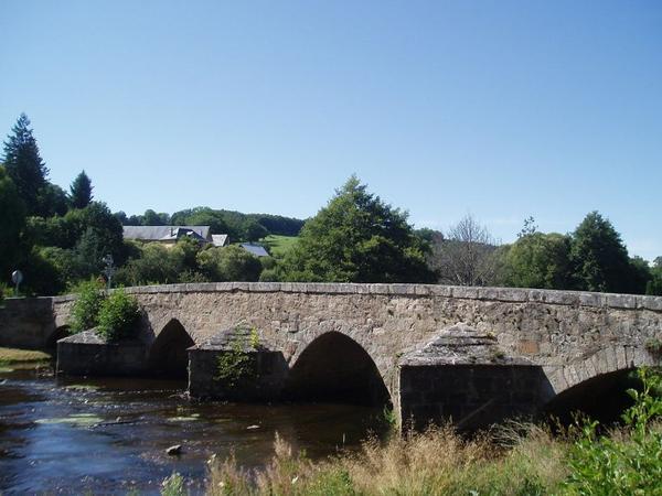 Pont Roby de Felletin