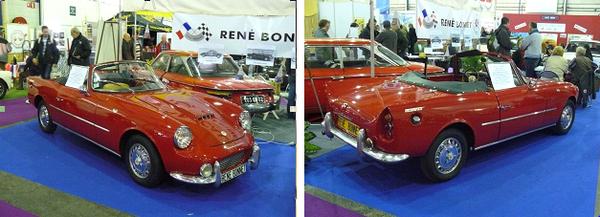 Automobiles René Bonnet & Cie