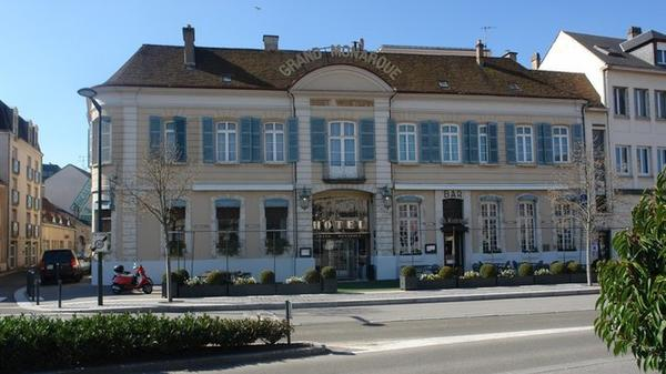 Le Georges - Hôtel Spa Le Grand Monarque _ _ Chartres