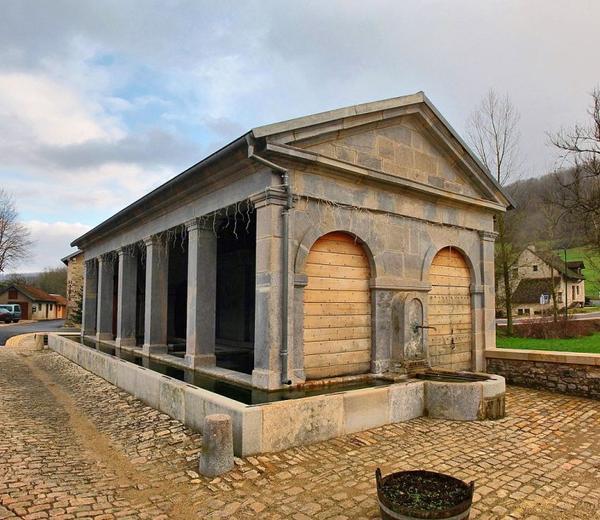 Lavoir de Cussey-sur-Lison