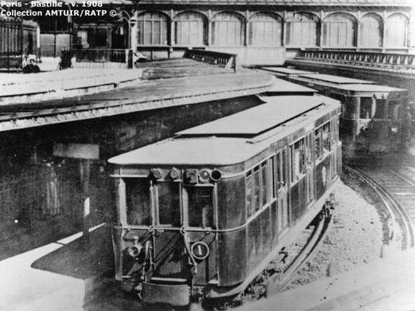 Ligne 1 du métro de Paris