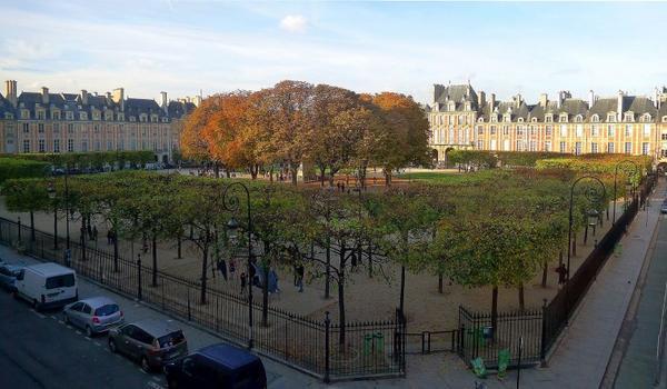 Places et Squares _ _ Place des Vosges