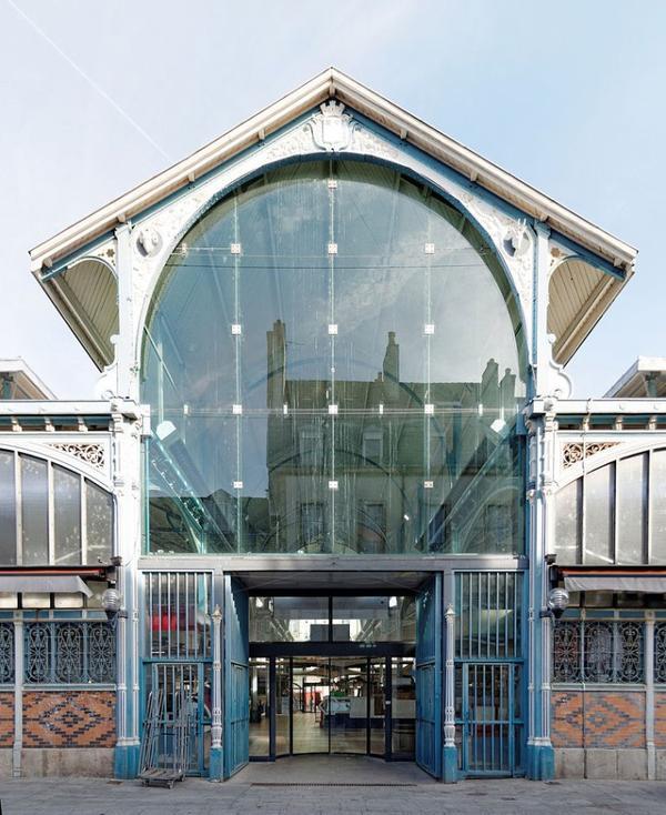 Halles centrales de Dijon