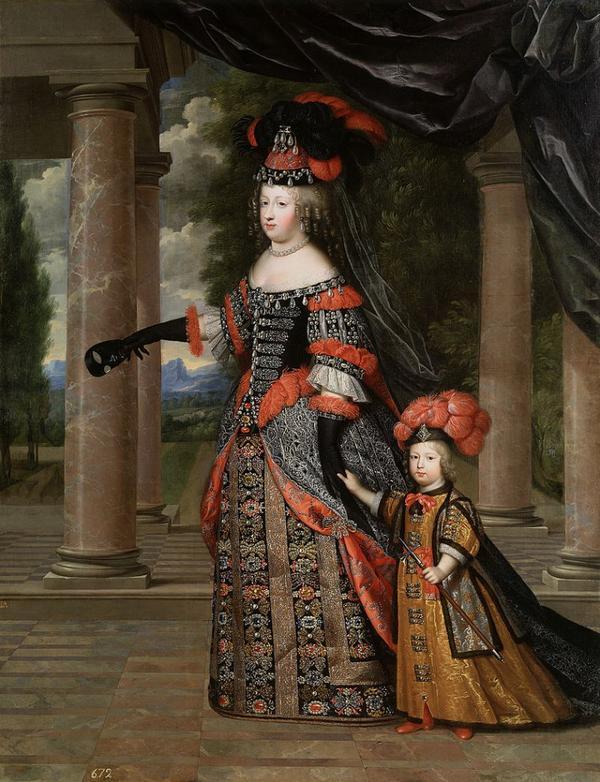 Marie-Thérèse d'Autriche (1638-1683)