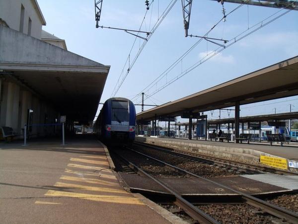 Gare de Chartres