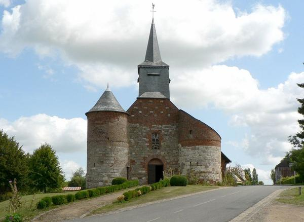Église Saint-Nicolas de Bancigny