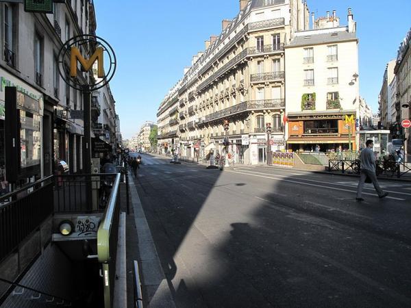 Rue La Fayette