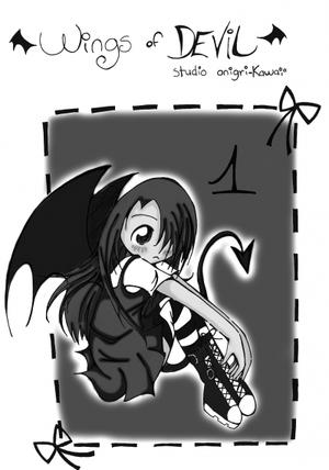 Manga n°2 : Wings of Devil