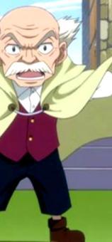 Les maîtres de Fairy Tail