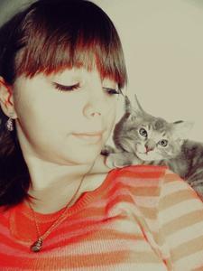 Xena & sa maman :)