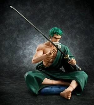 Figurine de Roronoa Zoro ^^