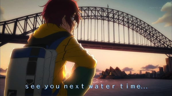 """""""see you next water time"""""""