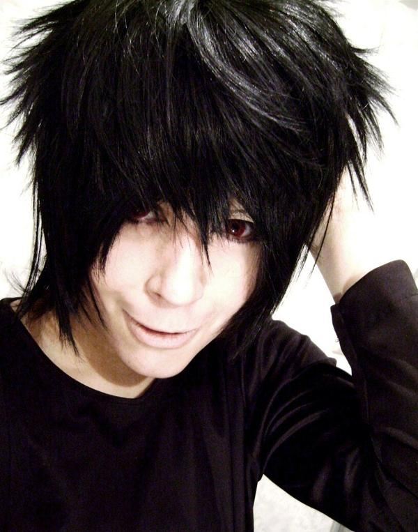 Cosplay - Beyond Birthday ( Death Note, Another Note L'affaire B.B des meurtres en série de Los Angeles )