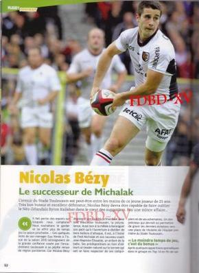 BEZY - Successeur de Michalak