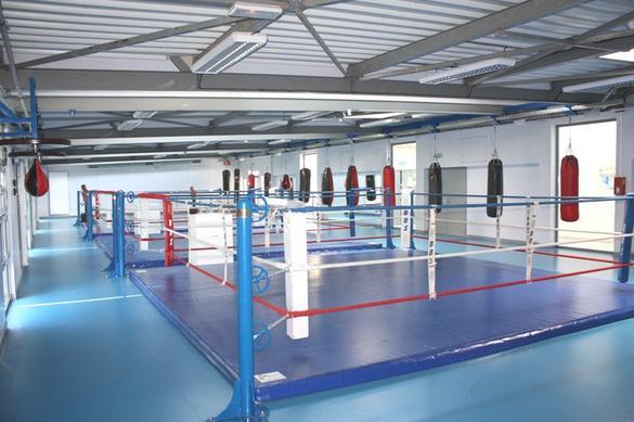 salle de boxe chap VI