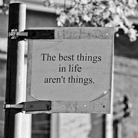 Les meilleures choses au monde !!