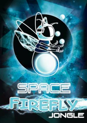 Lancement du spectacle SPACE FIREFLY !