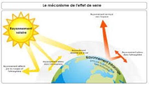 TOUT SUR LE RECHAUFFEMENT CLIMATIQUE