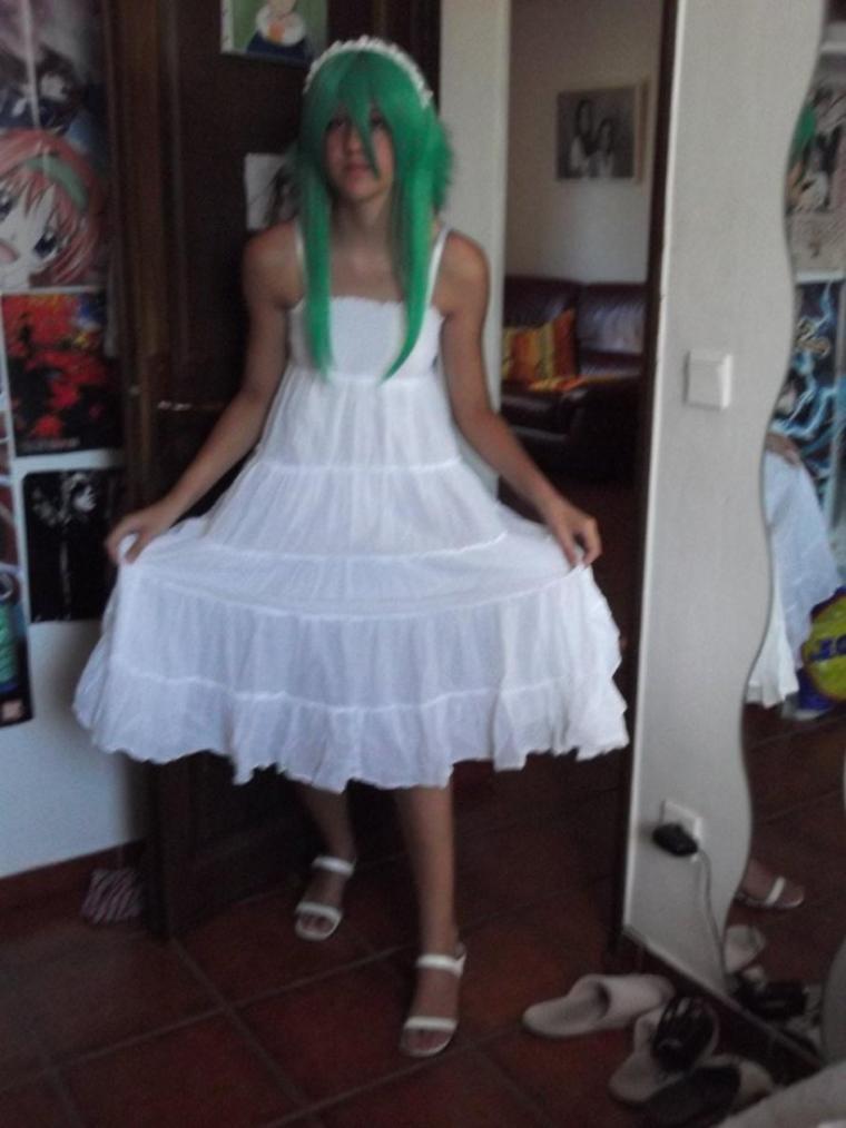 Mon cosplay ; Gumi !