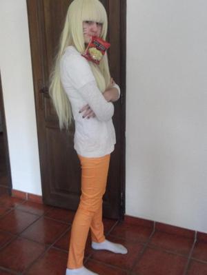 Mon cosplay pour la JE sud :  J-8