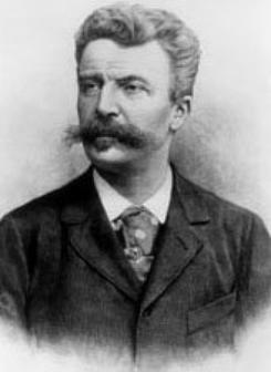 Biographie de Guy de Maupassant