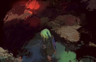 Sombrer dans les Ténèbres Prélude à la Chute