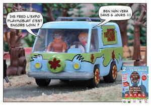 L'exposition Playmobil !
