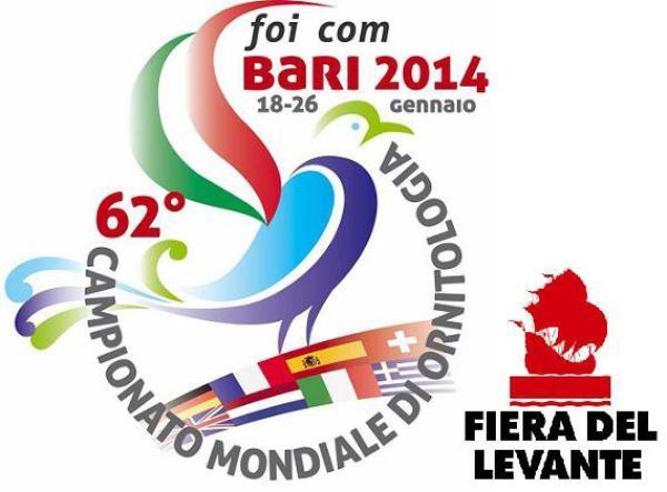 """62° CAMPIONATO MONDIALE DI ORNITOLOGIA """"BARI 2014"""""""
