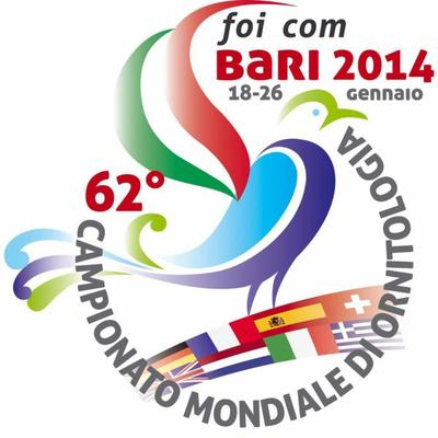 BARI 2014 - 62° Campionato Mondiale di Ornitologia