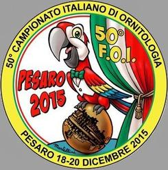 50° CAMPIONATO ITALIANO - PESARO 2015